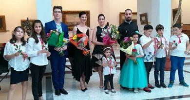 centenarul primei republici armene constanta seara muzicala