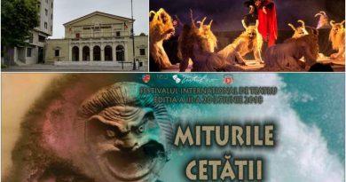 estivalul miturile cetatii dionysos teatrul de stat constanta