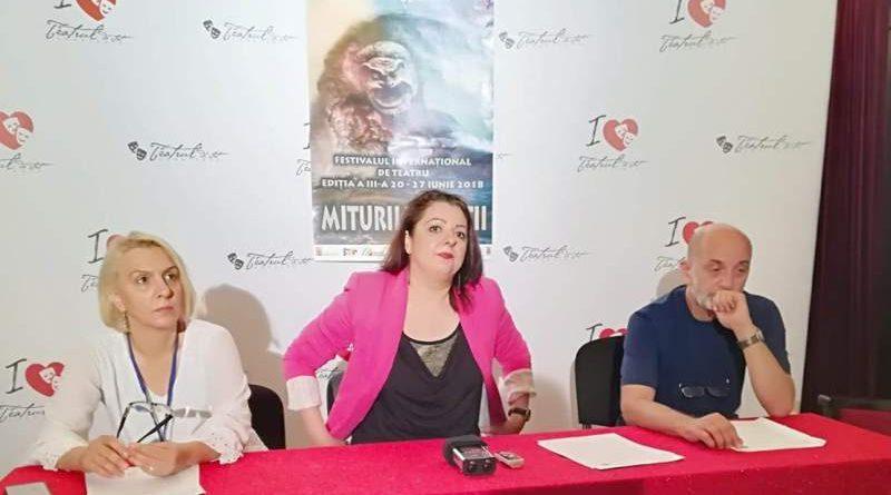 miturile cetatii conferinta mirela pana dana dumitrescu doru mares