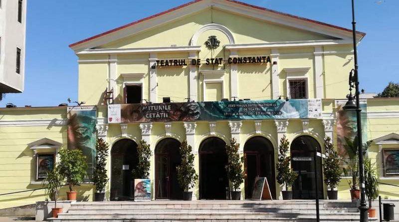 teatrul de stat constanta miturile cetatii