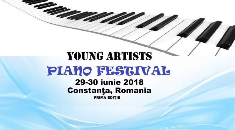 young artists piano festival constanta