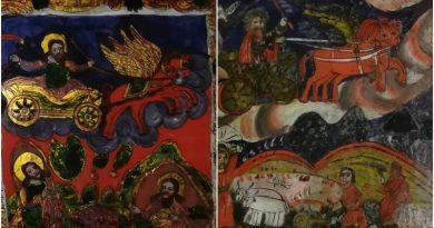 fantul ilie icoane muzeul de arta populara constanta