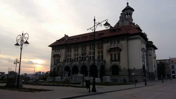 muzeul de istorie nationala si arheologie constanta