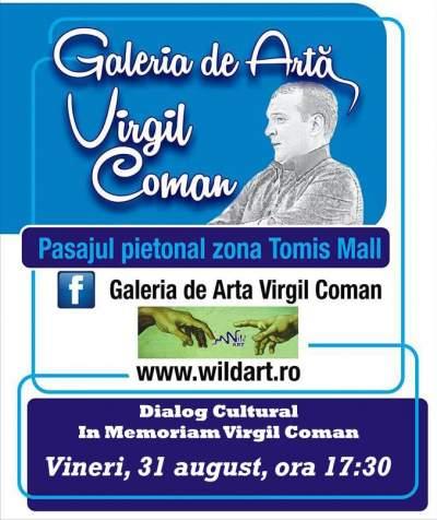virgil coman expozitie wild art