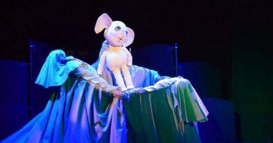 elefantelul curios teatrul pentru copii co