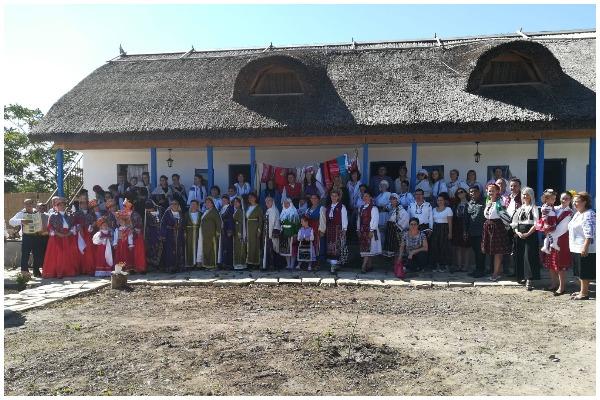 satul visina memoria satului dobrogean