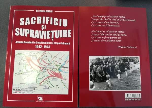Sacrificiu si supravietuire Armata Romana in Cotul Donului si Stepa Calmuca voicu marin