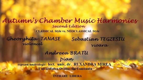 autumn s chamber music harmonies