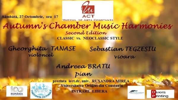 concert autumn's harmonies second edition