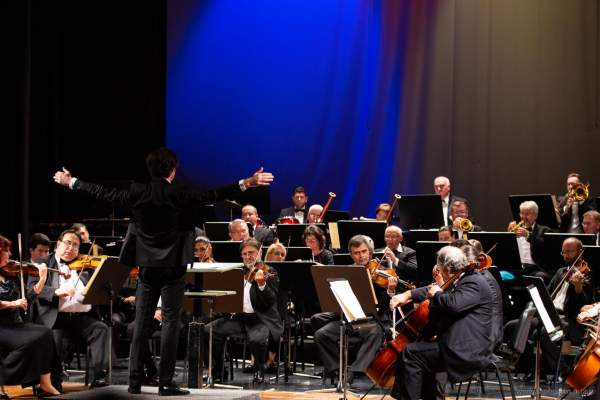 concert simfonic constanta teatrul oleg danovski