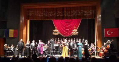 concertul prieteniei romano turce