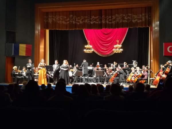 concertul prieteniei romano turce teatrul oleg danovski