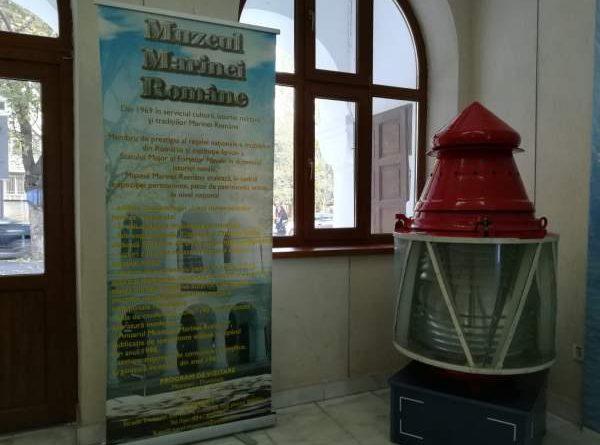 muzeul national al marinei romane interior