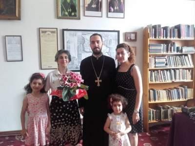 oshakan khachatryan cu familia si anaid tavitian