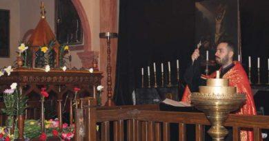 preotul oshakan khachatryan