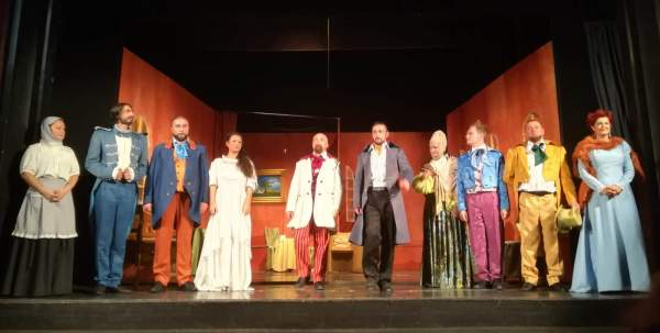 casatoria gogol teatrul calutul de mare constanta