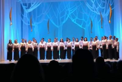 centenarul marii uniri un centenar de muzica romaneasca teatrul oleg danovski corul