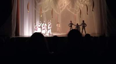centenarul marii uniri un centenar de muzica romaneasca teatrul oleg danovski nunta in carpati