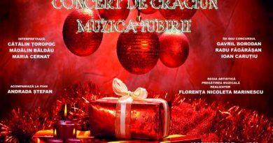 concert craciun muzica iubirii