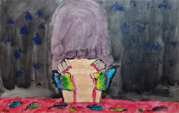 pictura iulia bangheorge