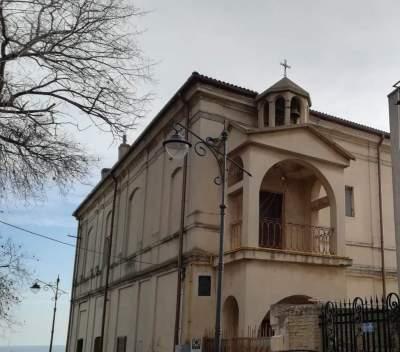 biserica armeana sfanta maria constanta