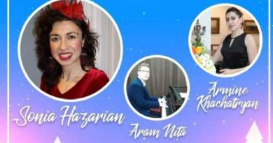 concert craciun armenesc