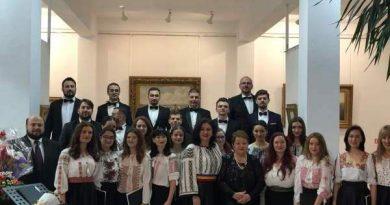 concert muzica romaneasca facultatea de arte universitatea ovidius