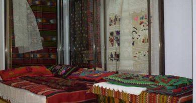 gopodaria traditionala din Dobrogea camera curata