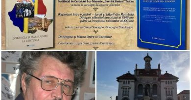 lansare carte in memoriam gheorghe dumitrascu