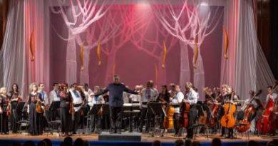 teatrul oleg danovski orchestra simfonica dirijor Cristian Brancusi