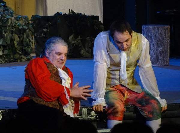 Nunta lui Figaro teatrul de stat constanta
