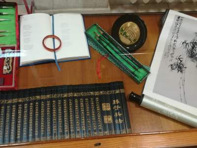 china cultura si civilizatie expozitie biblioteca judeteana constanta arta razboiului sun tzu