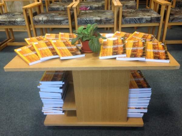 lansare carte reviste dobrogene ale romaniei mare