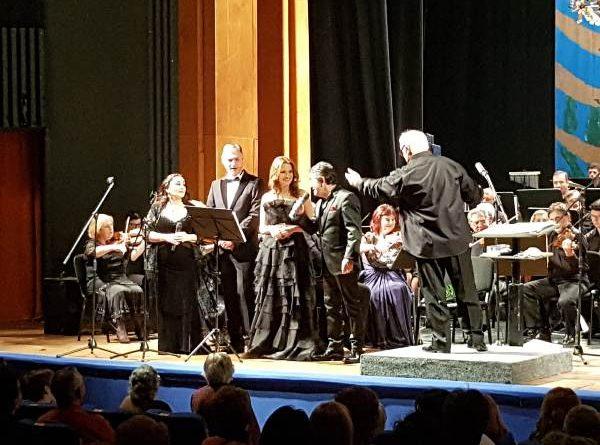 lacido Domingo Jr. teatrul oleg danovski Constanta