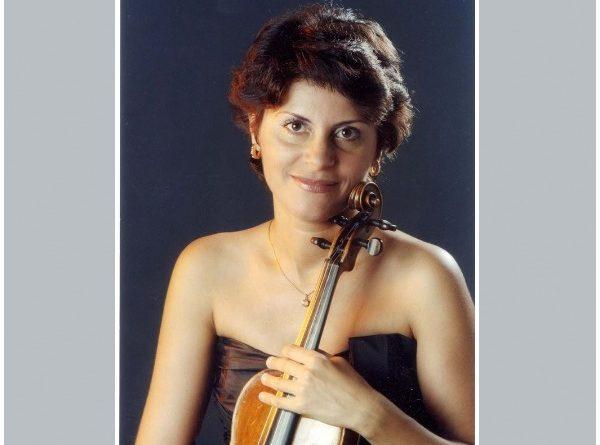 violonista cristina anghelescu