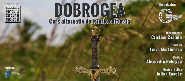 obrogea - curs alternativ de istorie afis