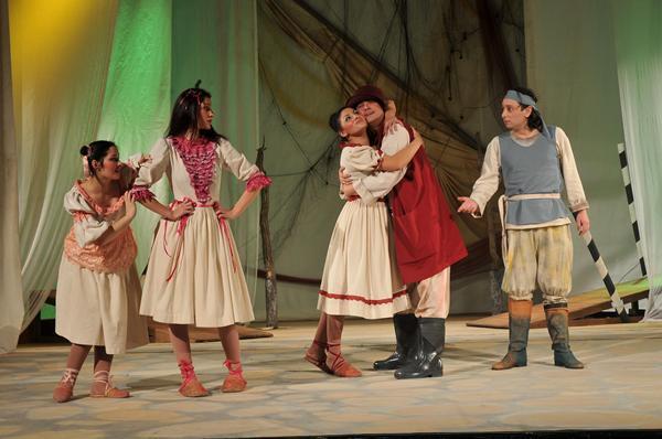 Galcevile din Chioggia Teatrul de Stat Constanta 2