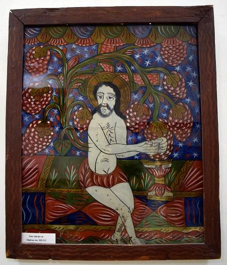 Iisus vita de vie fagaras muzeul de arta populara constanta