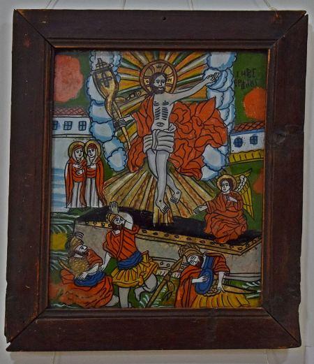 Invierea scheii brasovului muzeul de arta populara constanta