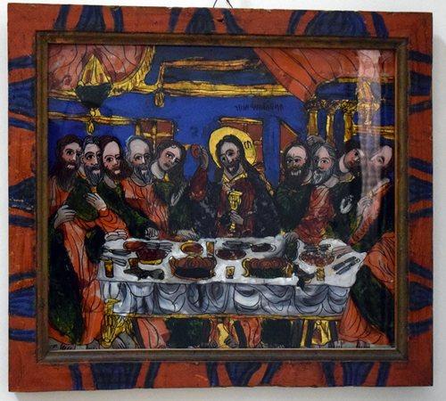 cina cea de taina marginimea sibiului muzeul de arta populara constanta