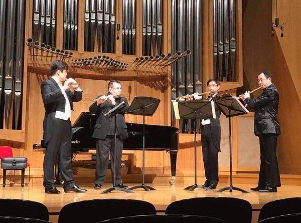 festival de flaut marea neagra 2019