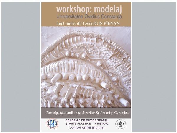 workshop modelaj chisinau lelia rus pirvan