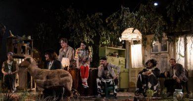 Teatrul de stat constanta Billy schiopul. foto din repetitii credit foto Marian Tudor