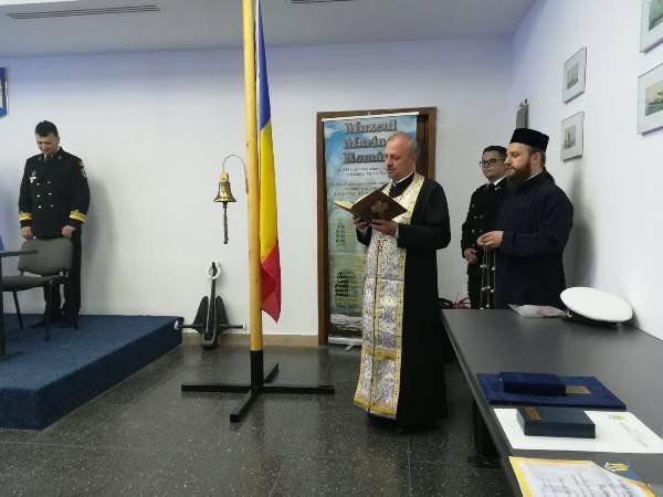 muzeul marinei romane serviciu religios