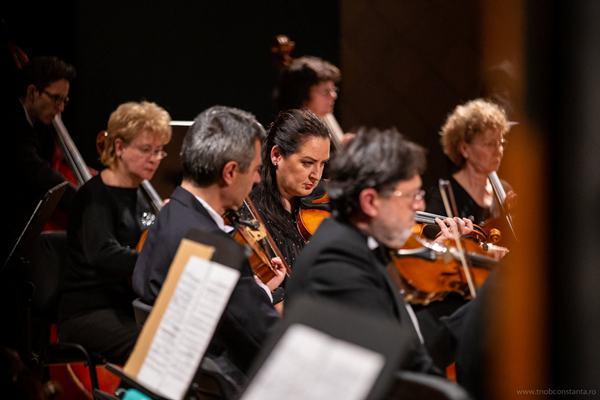 orchestra simfonica teatrul oleg danovski
