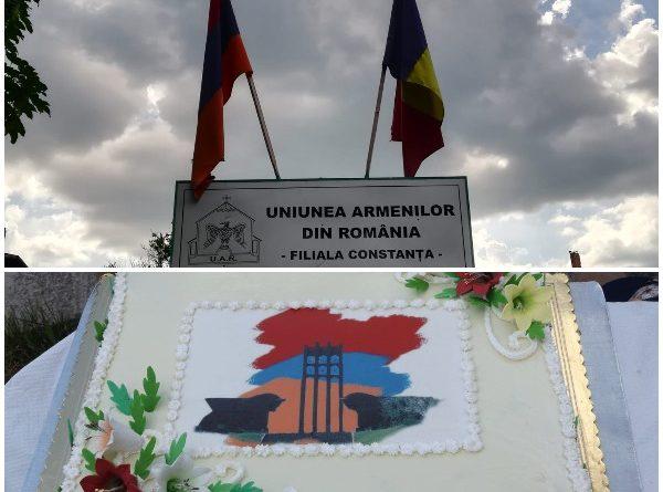 prima republica armeana uniunea armenilor constanta