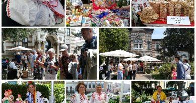 targul mesterilor populari din Dobrogea muzeul de arta constanta