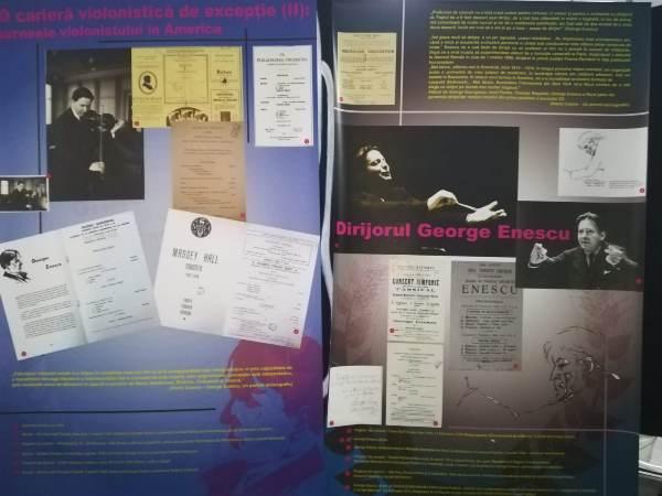 expozitie muzeul national george enescu facultatea de arte ovidius constanta