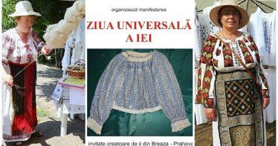 ziua universala a iei muzeul de arta populara constanta iulia goran ecaterina oproiu