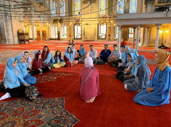 geamie istanbul comisia de cultura udtr